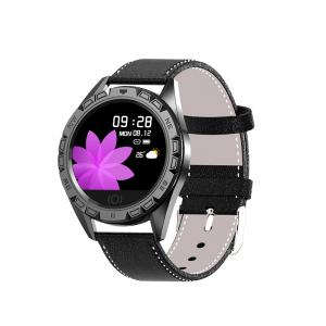 """Wholesale Alloy Case Silicone Strap 1.22"""" Intelligent Health Bracelet from china suppliers"""