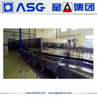WP Integrated Automatic Cooling Tunnel For Hot Filling Production Line