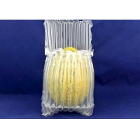 Wholesale DIY Packaging 4mm Air Tube Column Cushion Bag For Cantaloupe from china suppliers