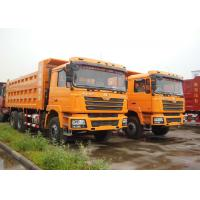 Wholesale 6 X 4 Shacman 10 Wheel Dump Truck , Heavy Equipment Dump Truck For Mineral from china suppliers