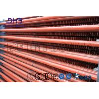 China Coal Biomass Diesel Boiler Economizer Coil , Economiser Tube Material Mechanical Device for sale