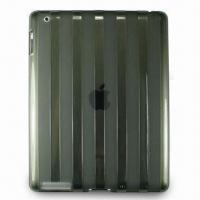 Wholesale TPU Case for Apple's iPad 2, Protects from Scratches and Fingerprints, Available in Various Colors from china suppliers