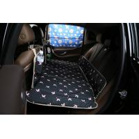 China Butterfly Pattern Travel Car Bed Mattress , Back Seat Truck Mattress For Camping on sale