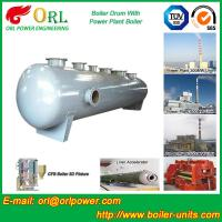 Energy saving floor standing boiler mud drum SGS