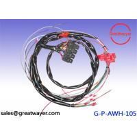 Best Street Rod Universal 6 Fuse vehicle wire harness Circuit W - Connectors US MADE GXL wholesale