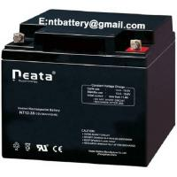Wholesale 12v 38ah UPS Battery from china suppliers