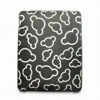 Wholesale Sleeve for Apple's iPad with Applique Back New Pattern Design from china suppliers