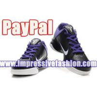 Wholesale PayPal-- Wholesale Lebron basketball shoes, Kobe zoom air Nike shoes from china suppliers