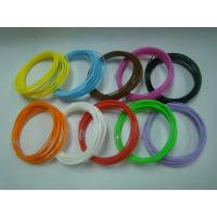 Wholesale PLA ABS 3D Printer Filament 1.75mm 3mm / 3d Printing Materials from china suppliers