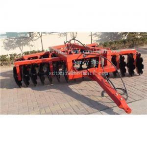 China 32 hydraulic heavy-duty disc harrow on sale