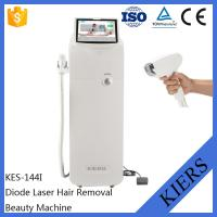 China Freezing Painless Face Hair Removal Machine , Hair Removal Machine For Female on sale