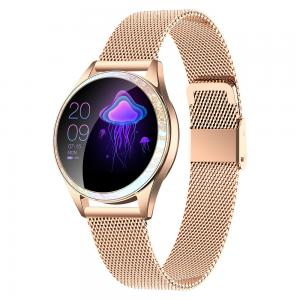 Wholesale Zinc Alloy Shell HRS3300 Ladies Bluetooth Smart Watch from china suppliers