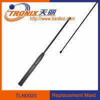 Wholesale 1 section mast car antenna/ car replacement mast antenna/ car antenna accessories TLN0020 from china suppliers