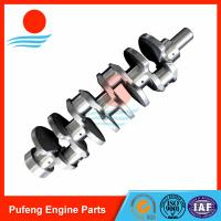 Wholesale Kia aftermarket engine parts supplier in China, casting JS crankshaft 0K65A-11-301 0K65-11-301G from china suppliers