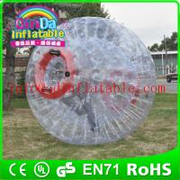 China PVC zorb ball zorb inflatable ball water walking ball bubble zorb for sale on sale