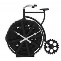 Wholesale New Black Bicycle Gear Table Clock , ABS Quartz Movemen Art Clock from china suppliers