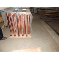 China 0.2 ~ 3.1mpa Aluminium Fin Type Copper Tube Heat Exchanger For Air Dehumidifier Systems on sale