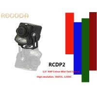 Best Mobile Hidden Cameras In Cars / Infrared Thermal Camera Waterproof Support Color Image wholesale