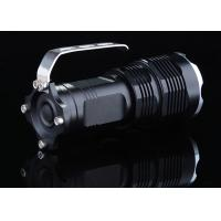 Wholesale 2200 LM Waterproof High Power LED Flashlight , LED Hand Torch Flashlight from china suppliers