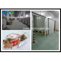 Wholesale Low Temperature Frozen Food Storage Warehouses For Seafood -50C~-60C from china suppliers