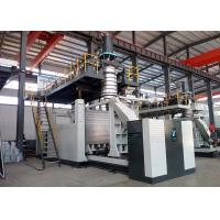 Wholesale PLC Temperature Control Hdpe Blowing Machine5 Layers With Clamping Platen from china suppliers
