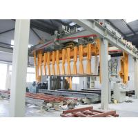 Wholesale Autoclaved Aerated Concrete AAC Block Cutting Machine For Fly Ash from china suppliers