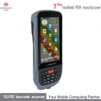 Wholesale Android Smart Handheld 13.56Mhz HF RFID Reader For Products Tracking , Inspection from china suppliers