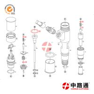 China aftermarket cummins injectors 0 445 120 236 bosch cummins diesel injectors apply to Industrial Diesel Engine on sale
