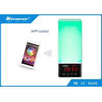 Bluetooth Night Light ,  Bluetooth speaker  with APP control , colorful LED light