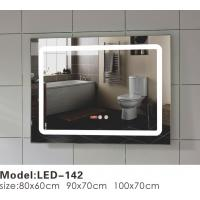 Wholesale Unusual Touch LED Bathroom Mirror , Illuminated Frame Mirror Variety Sizes from china suppliers