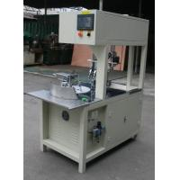 China AC Type 8 Form Cable Coil Binding Machine / Cable Tie Machine CE Certificate on sale