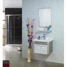 Vanity Square Led Bathroom Mirror , LED backlit bathroom mirror Anti fog for sale