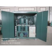Wholesale Hi-Vacuum transformer oil treatment,Transformer oil processor,Vacuum oil dehydration Plant, Oil Filtration System from china suppliers