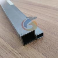 Wholesale Kovar, Invar, Alloy42, alloy46, Alloy50 Expansion alloy square tube from china suppliers