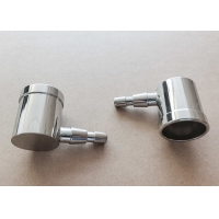 Wholesale Anodizing SS316L CNC Turning Mechanical Parts 0.05mm Stamping from china suppliers