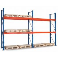 Best 3 Levels  Adjustable Hot Sell Heavy Duty Warehouse Storage  Pallet Racking System wholesale