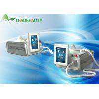China 12 inch touch screen CE approved professional 808nm diode laser hair removal machine for sale on sale