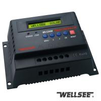 China Wholesale WELLSEE WS-C2460 60A 12/24V PWM Charge Controller for sale