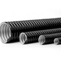 Wholesale 4 Inch PVC Coated Flexible Electrical Conduit Pipe Customizable Printing from china suppliers