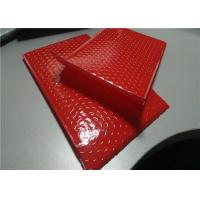 """Wholesale Apparel Packing Red Bubble Mailer Bag 12.5"""" X 19"""" #6 Padded Poly Mailers Waterproof from china suppliers"""