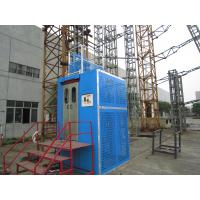 Wholesale Large Load Capacity Industrial Elevator Lift , Permanent Hoist Elevator For Portal Crane from china suppliers