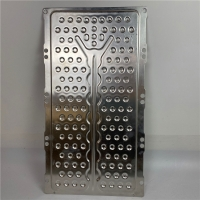 Wholesale Vehicles Battery 3003 Aluminum Water Cooling Plate from china suppliers