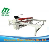 Wholesale Durable Computerized Quilting Machine , Mattress Single Head Quilting Machine from china suppliers