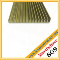 Wholesale Extruded copper alloy sections profiles from china suppliers
