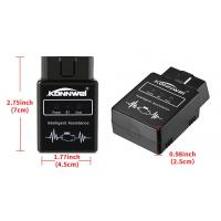 Elm 327 Interface Auto Obd Scanner Obd2 Elm327 Bluetooth Car Diagnostic Tool for sale