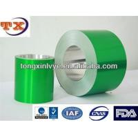 Lacquered/Varnished Aluminum Coil for Pharmaceutical Vial Seals