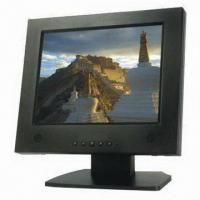 Wholesale 10.4-inch LCD Monitor with VGA/SVGA Input, PC/Sun Visor/CRT/CCTV Monitor from china suppliers
