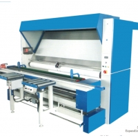 Buy cheap 2500W Tension Free Knitted Fabric Inspection Machine from wholesalers
