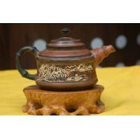 Wholesale Chinese Jianshui Clay Porcelain Tea Sets With 250ml Teapot from china suppliers