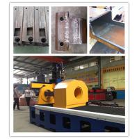 Wholesale CNC tube plasma cutting machine, CNC tube intersection cutting machine for steel from china suppliers